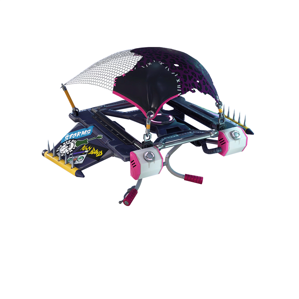 Stage Dive Glider Featured image