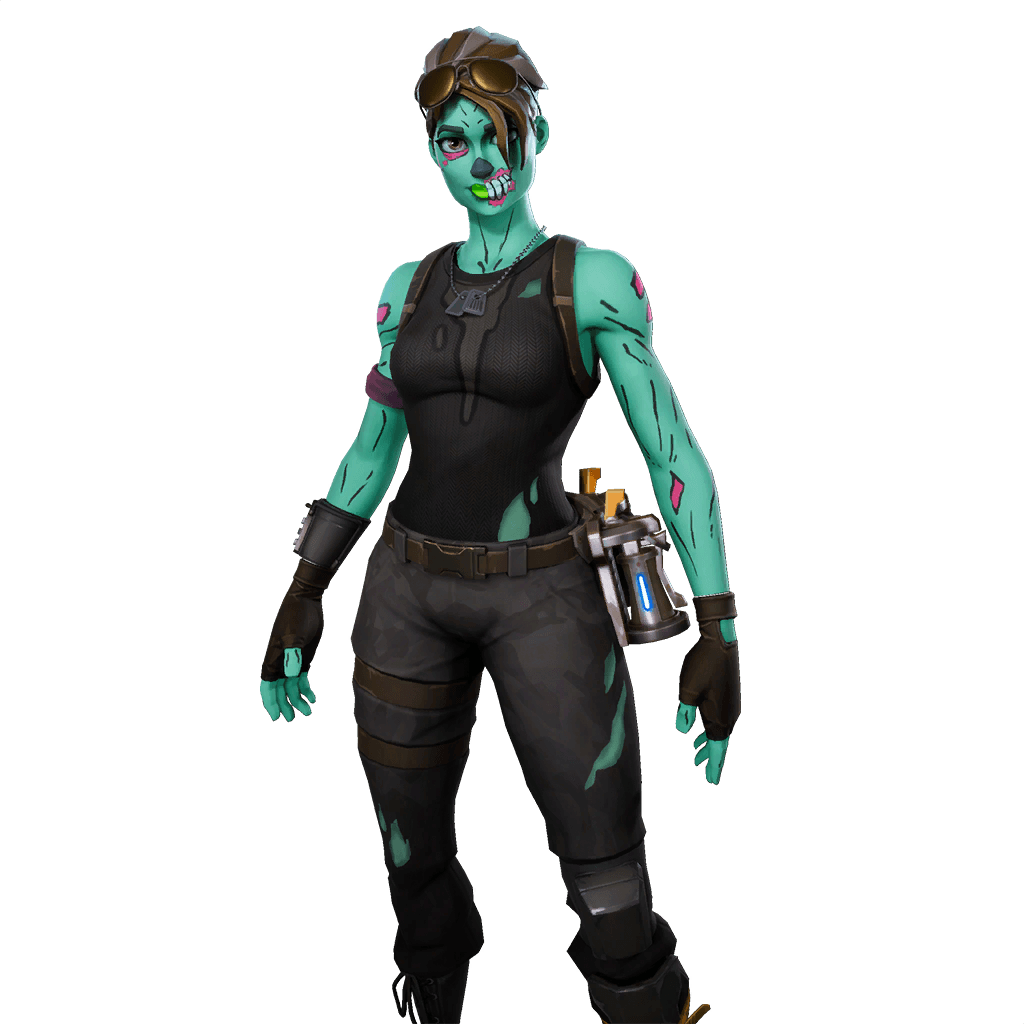 Ghoul Trooper Outfit Featured image