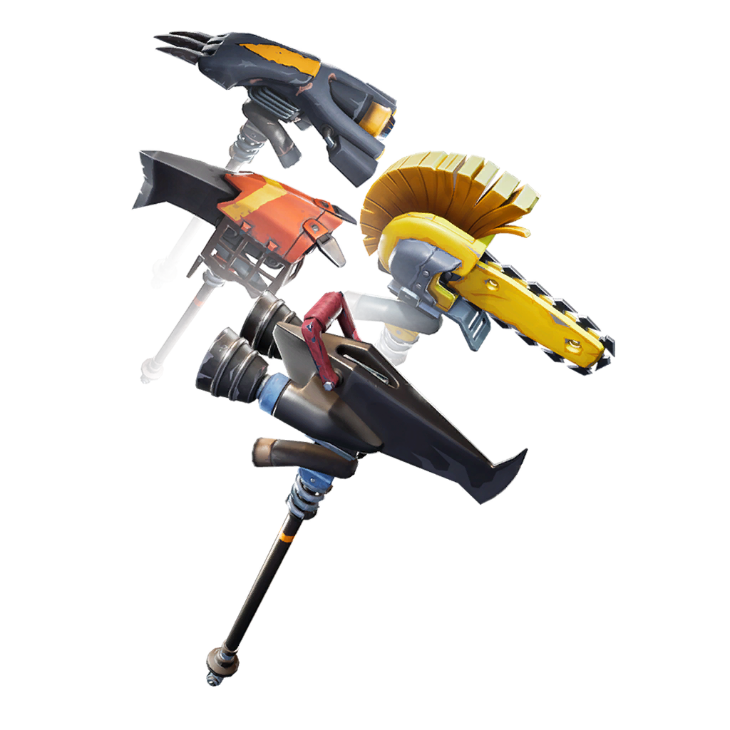 Mauler Pickaxe Featured image
