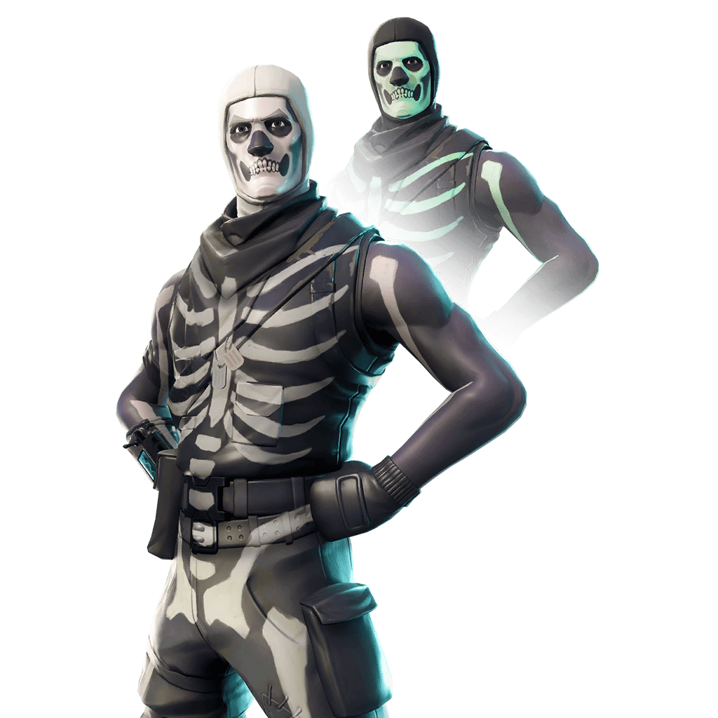 Skull Trooper Outfit Featured image