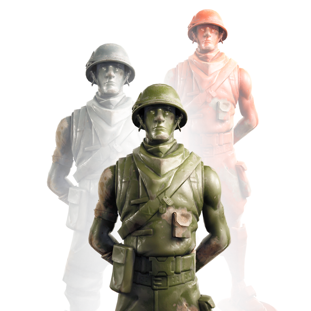 Plastic Patroller Outfit Featured image