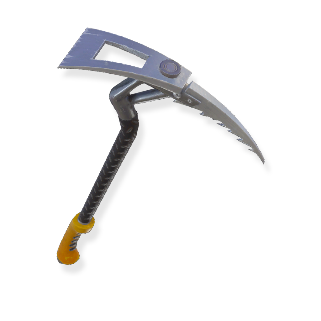 Cliffhanger Pickaxe Featured image