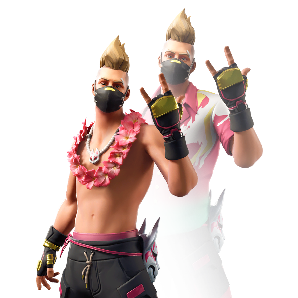 Summer Drift Outfit Featured image