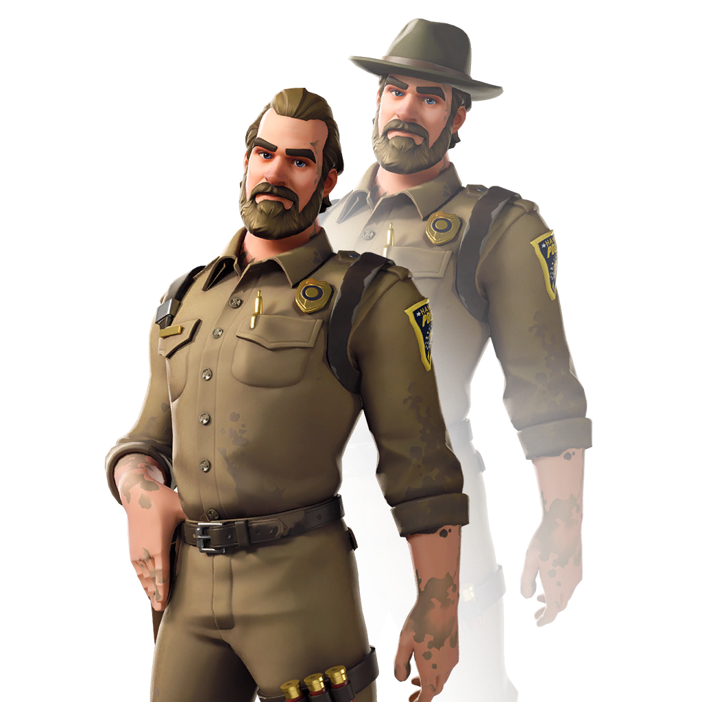 Chief Hopper Outfit Featured image