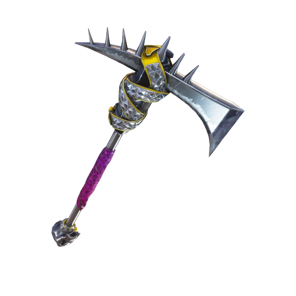 Anarchy Axe Pickaxe Featured image