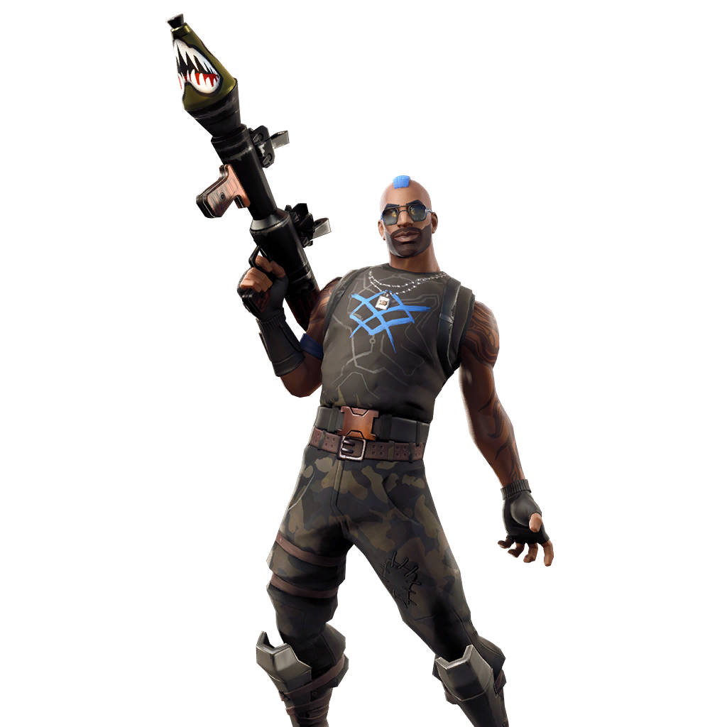 Anarchy Agent Outfit Featured image