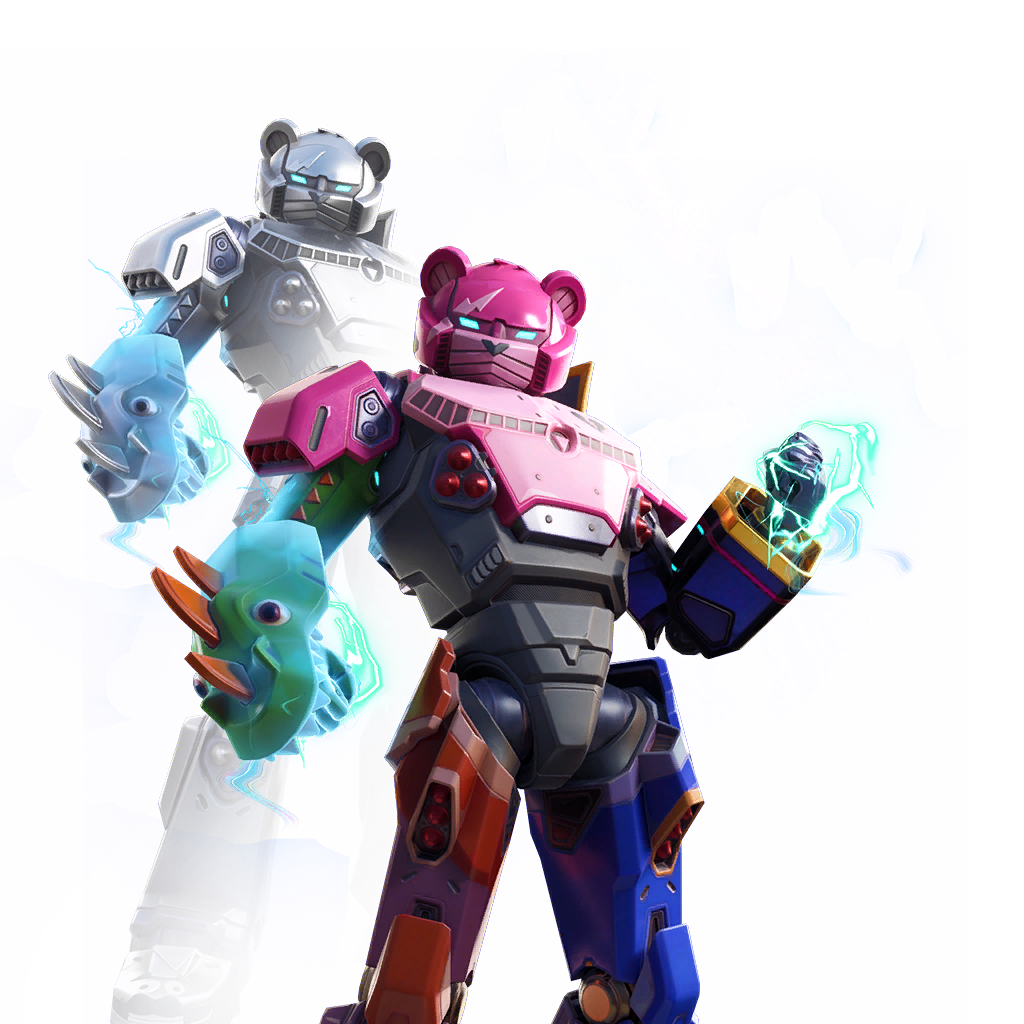 Mecha Team Leader Outfit Featured image