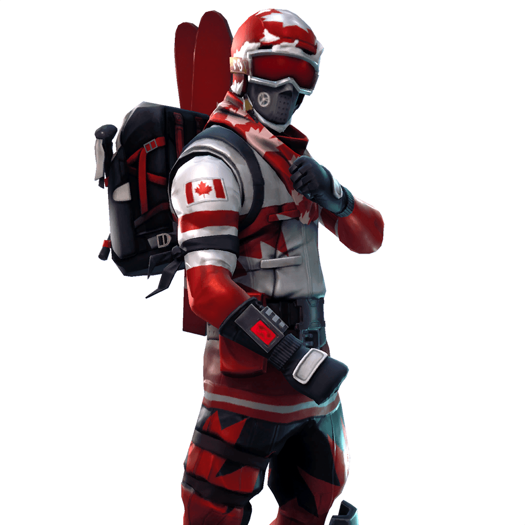 Alpine Ace (CAN) Outfit Featured image