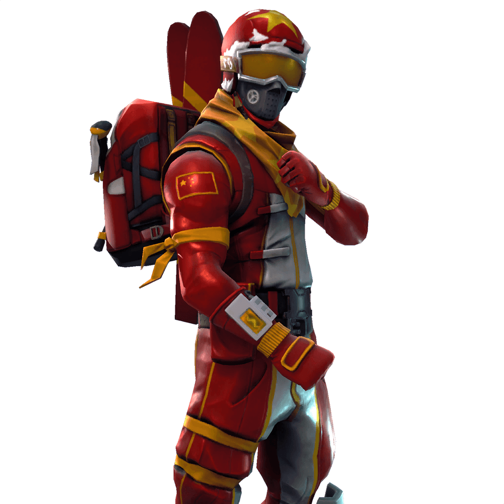 Alpine Ace (CHN) Outfit Featured image