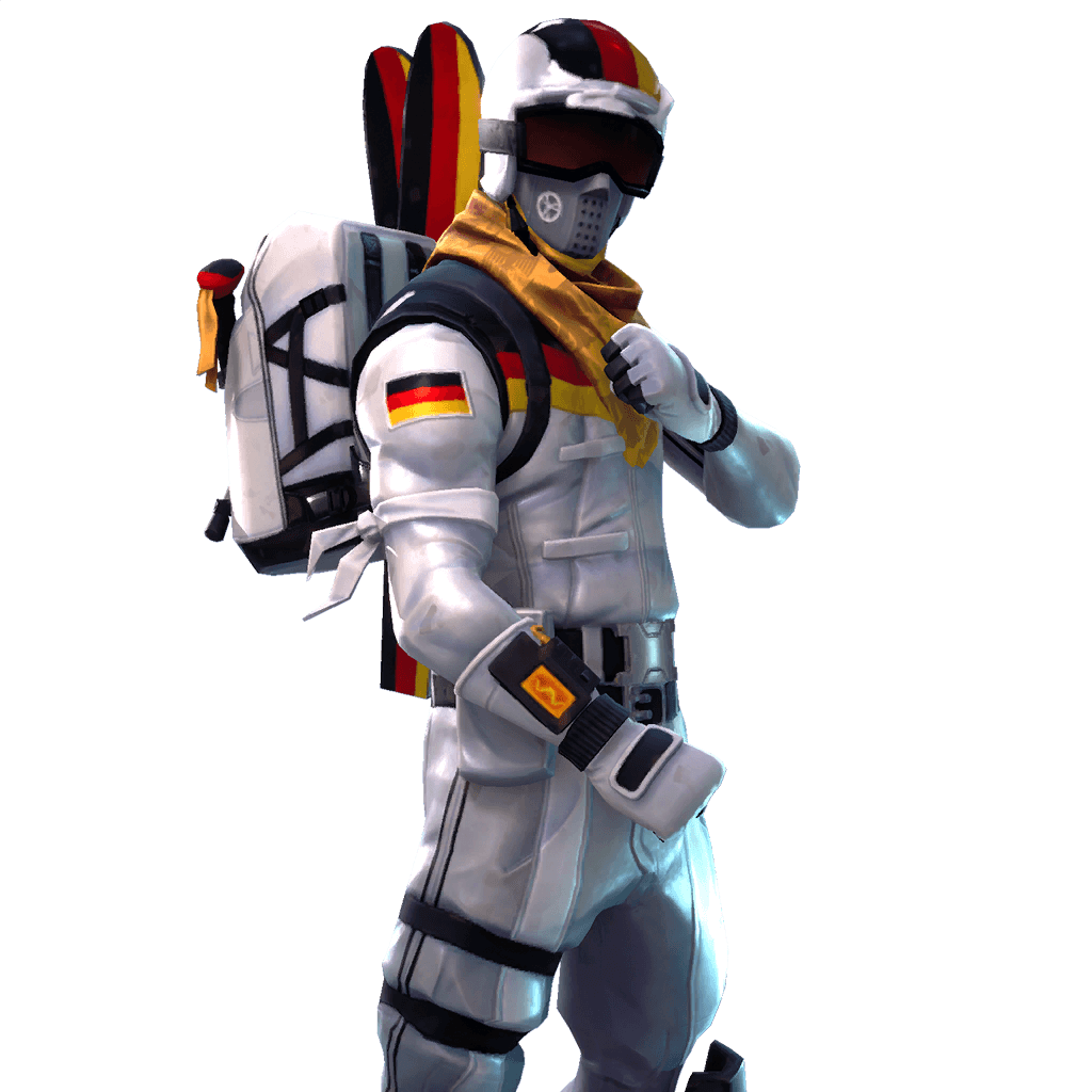 Alpine Ace (GER) Outfit Featured image