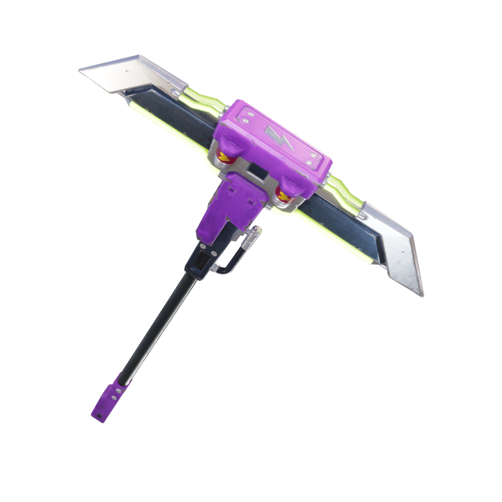 Glow Stick Pickaxe Featured image