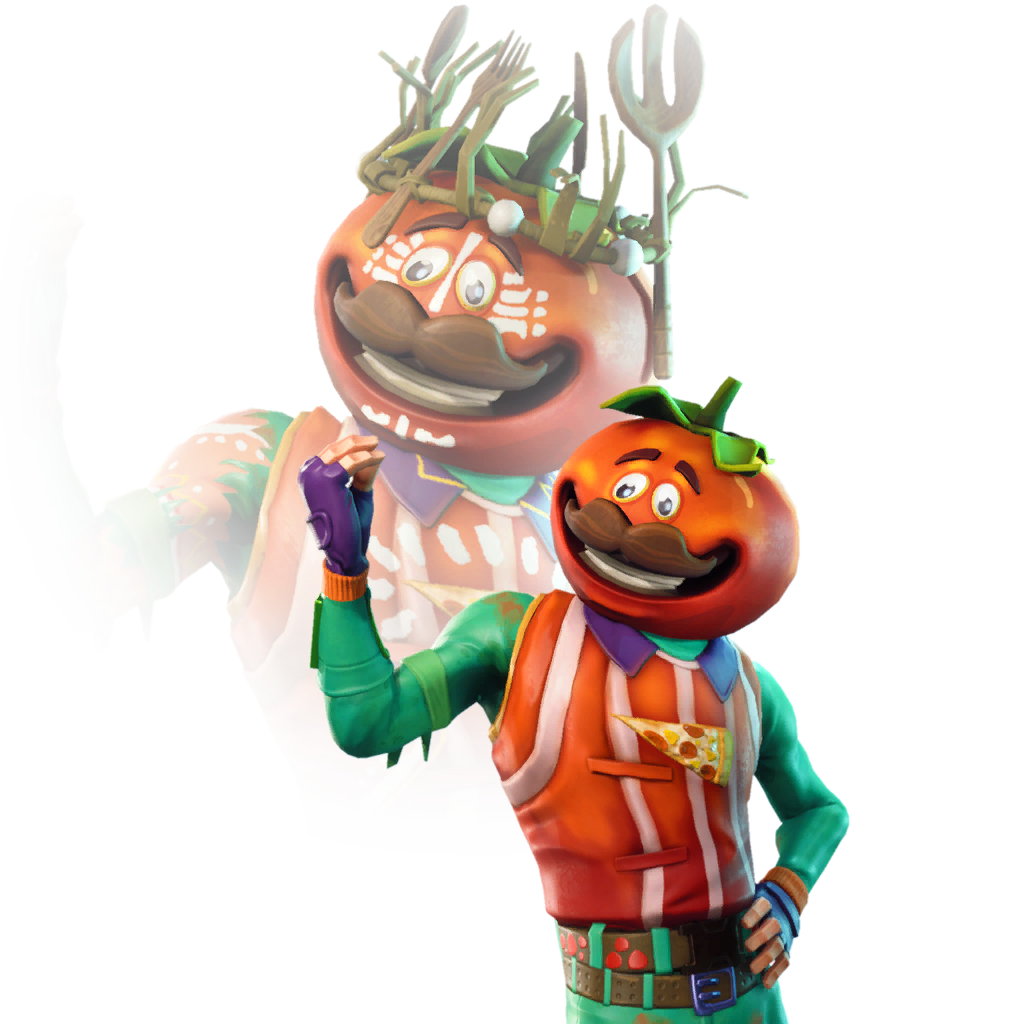 Tomatohead Outfit Featured image