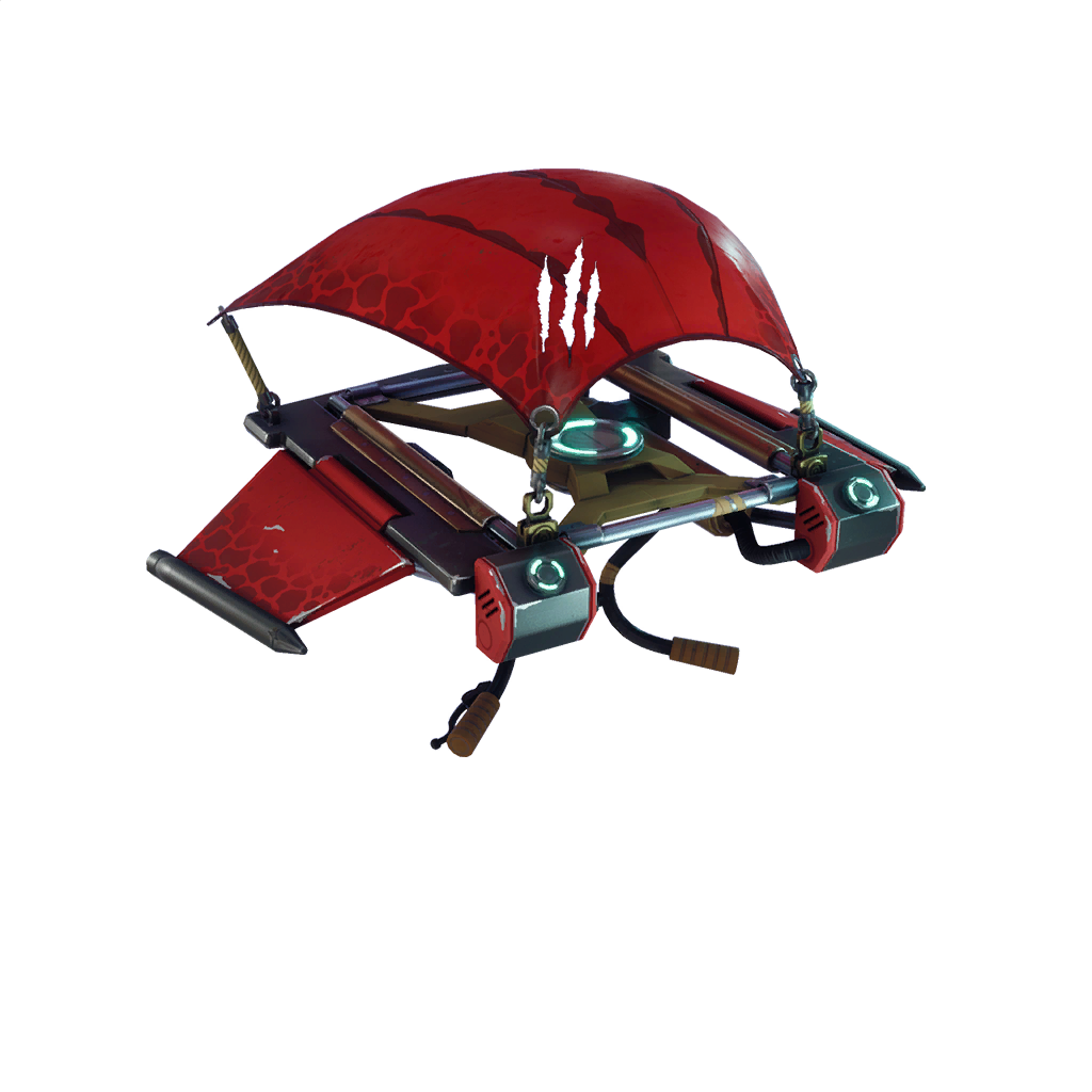 Fossil Flyer Glider Featured image