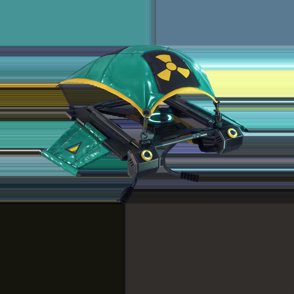 Meltdown Glider Featured image