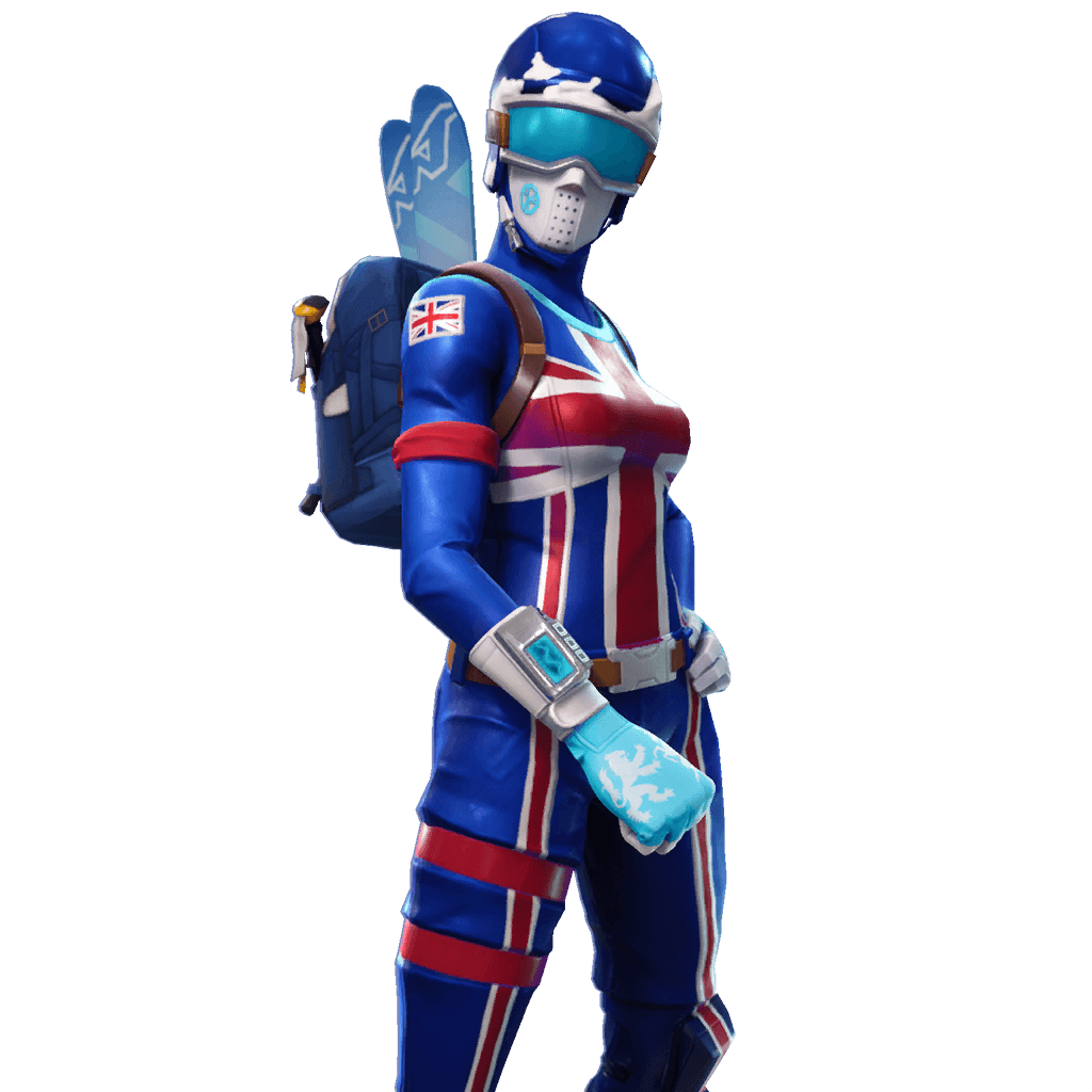 Mogul Master (GBR) Outfit Featured image