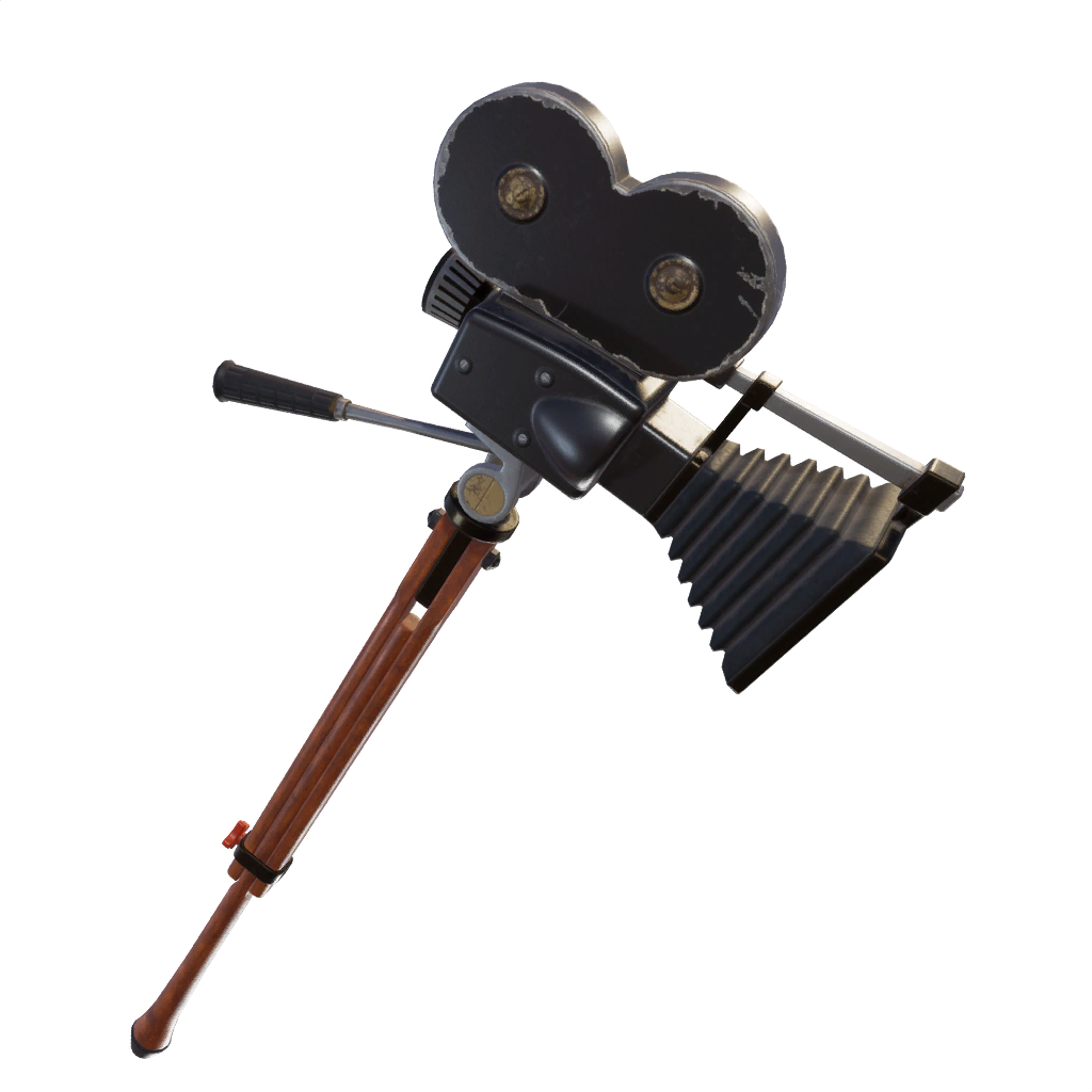 Director's Cut Pickaxe Featured image