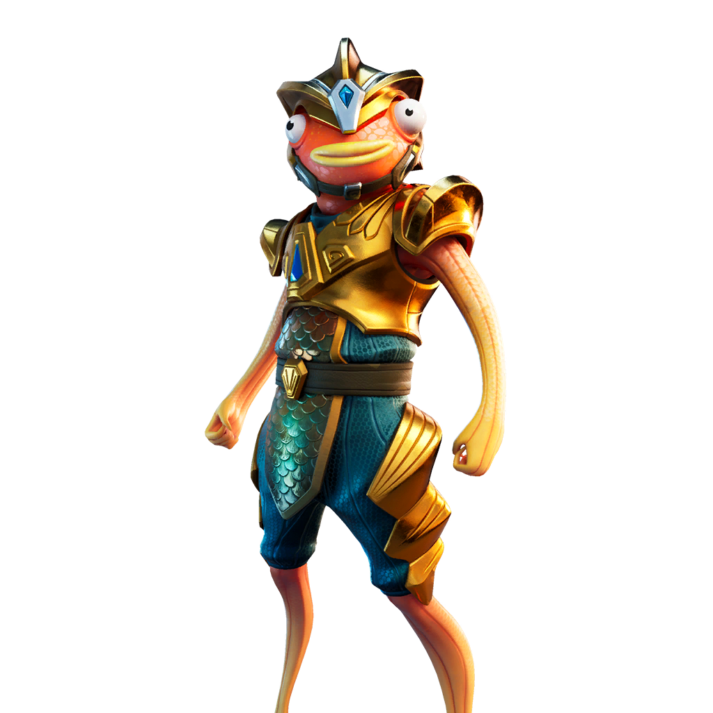 Atlantean Fishstick Outfit Featured image