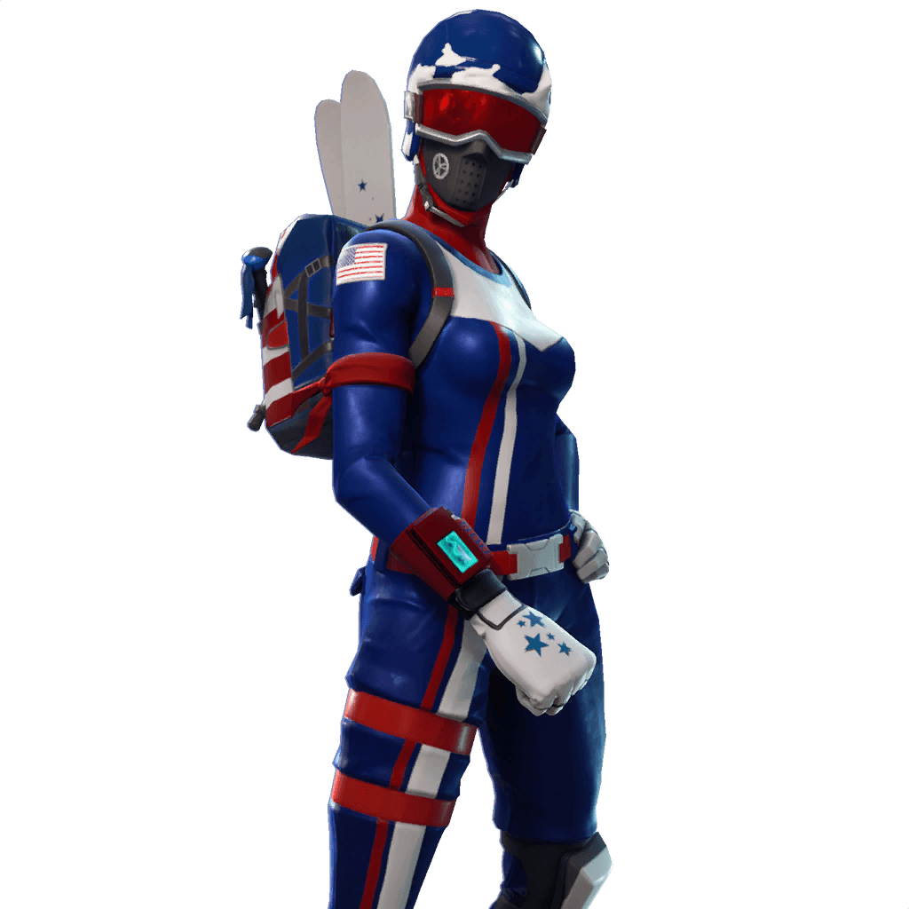 Mogul Master (USA) Outfit Featured image