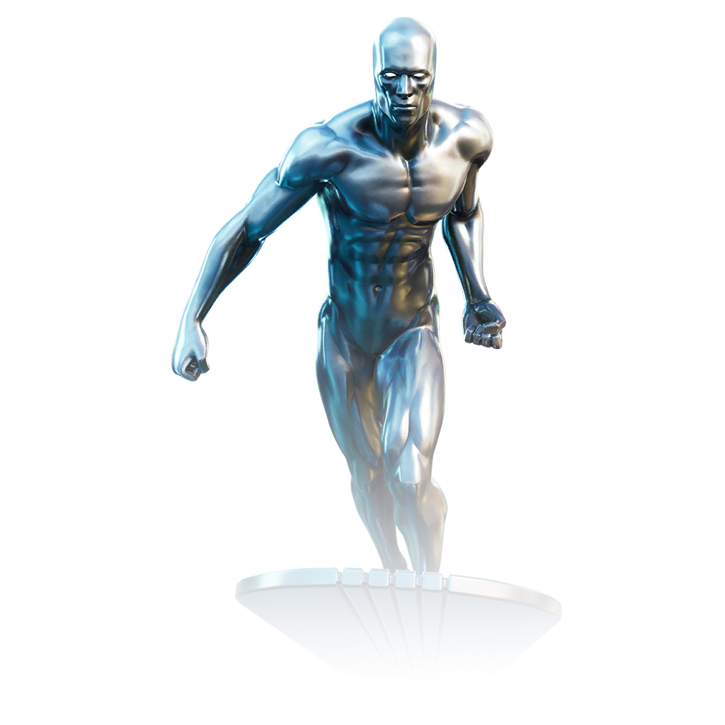 Silver Surfer Outfit Featured image