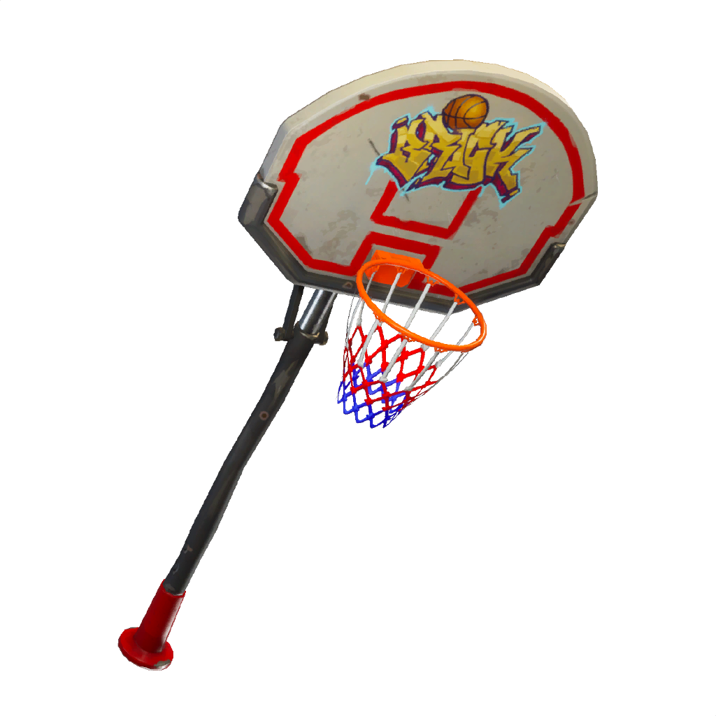 Slam Dunk Pickaxe Featured image