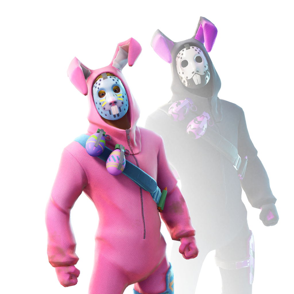 Rabbit Raider Outfit Featured image