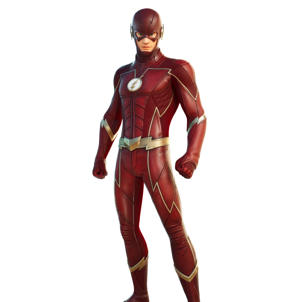 The Flash Outfit Featured image