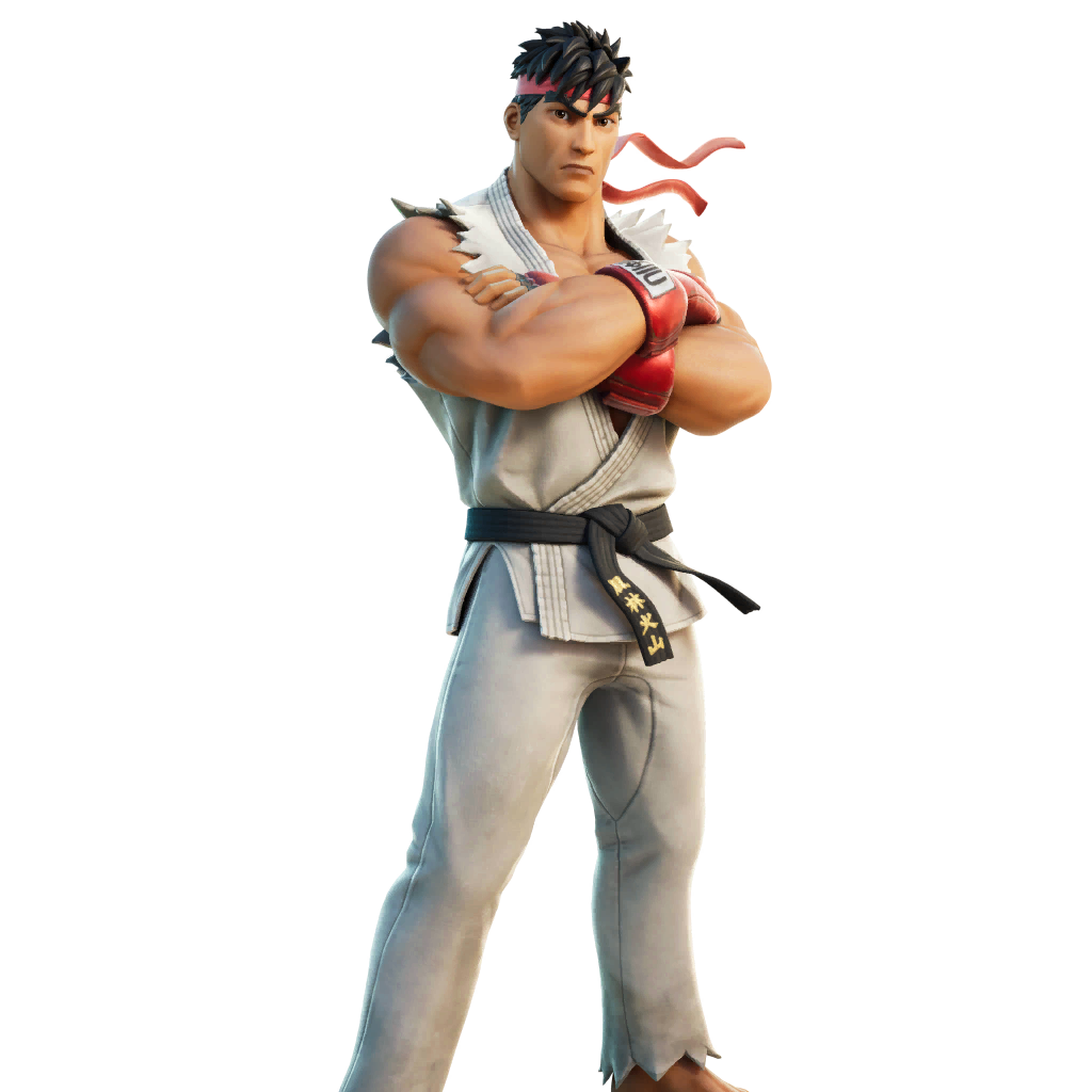 Ryu Outfit Featured image