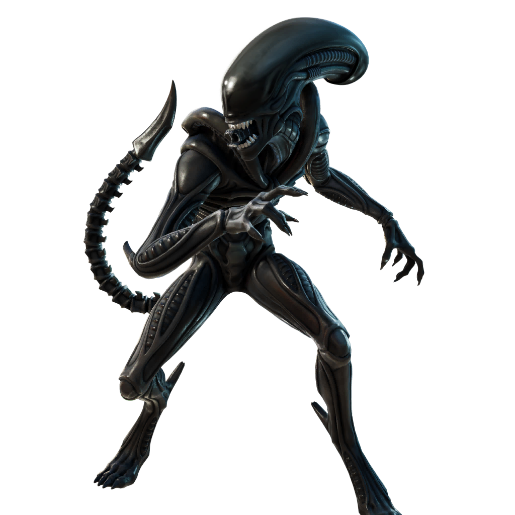 Xenomorph Outfit Featured image