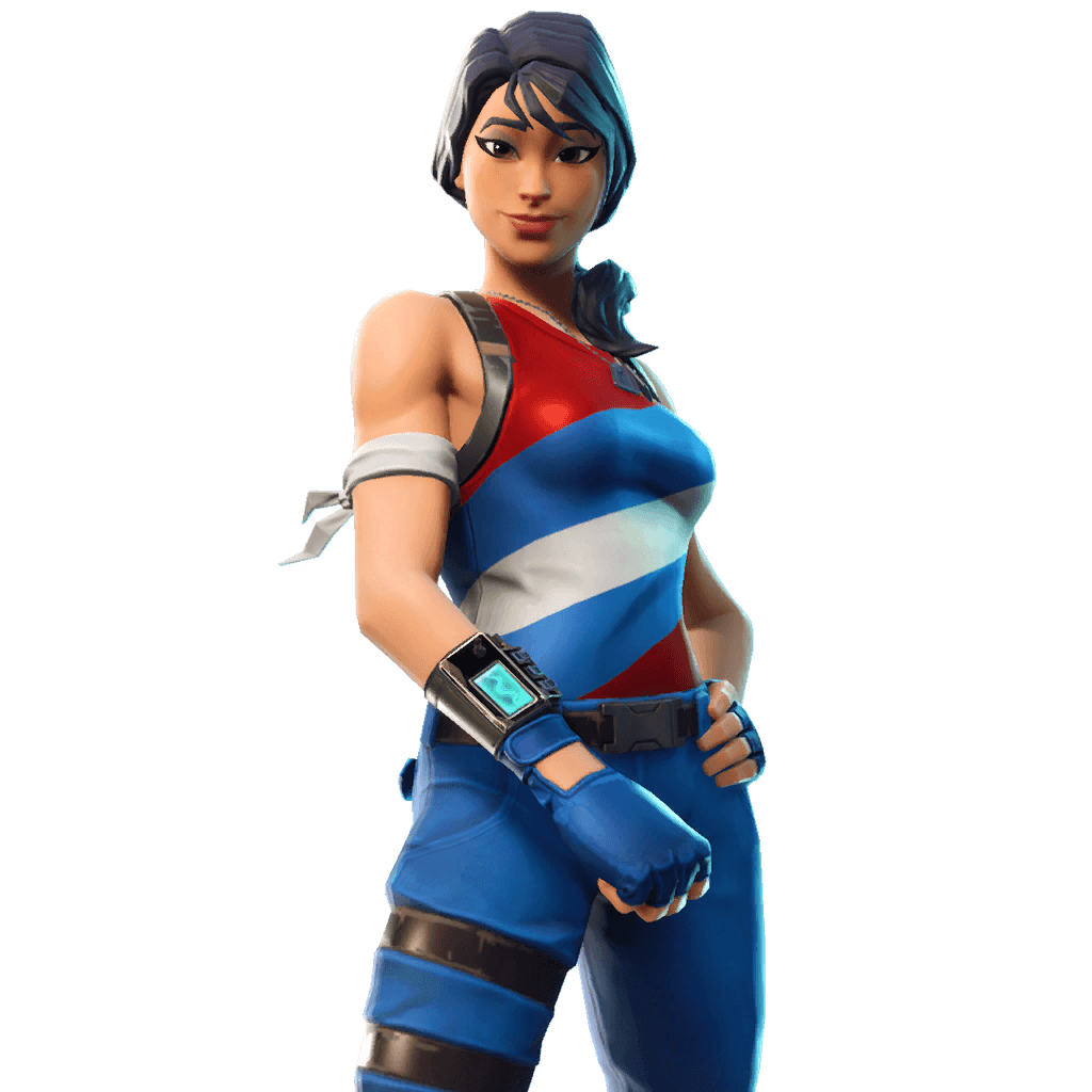 Star-Spangled Ranger Outfit Featured image