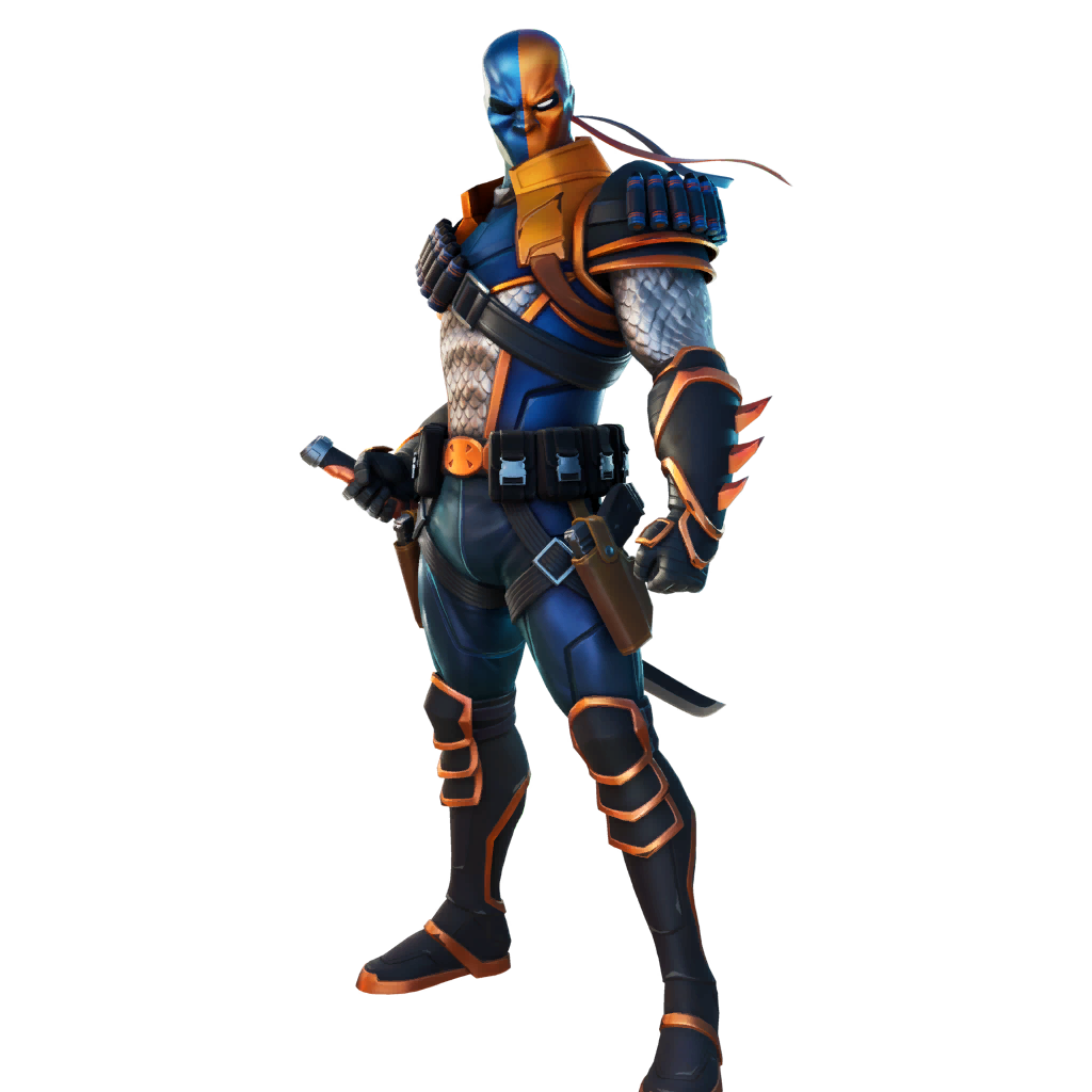 Deathstroke Zero Outfit Featured image