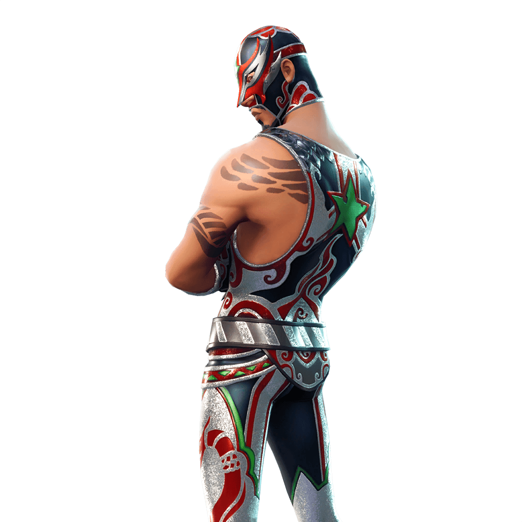 Masked Fury Outfit Featured image