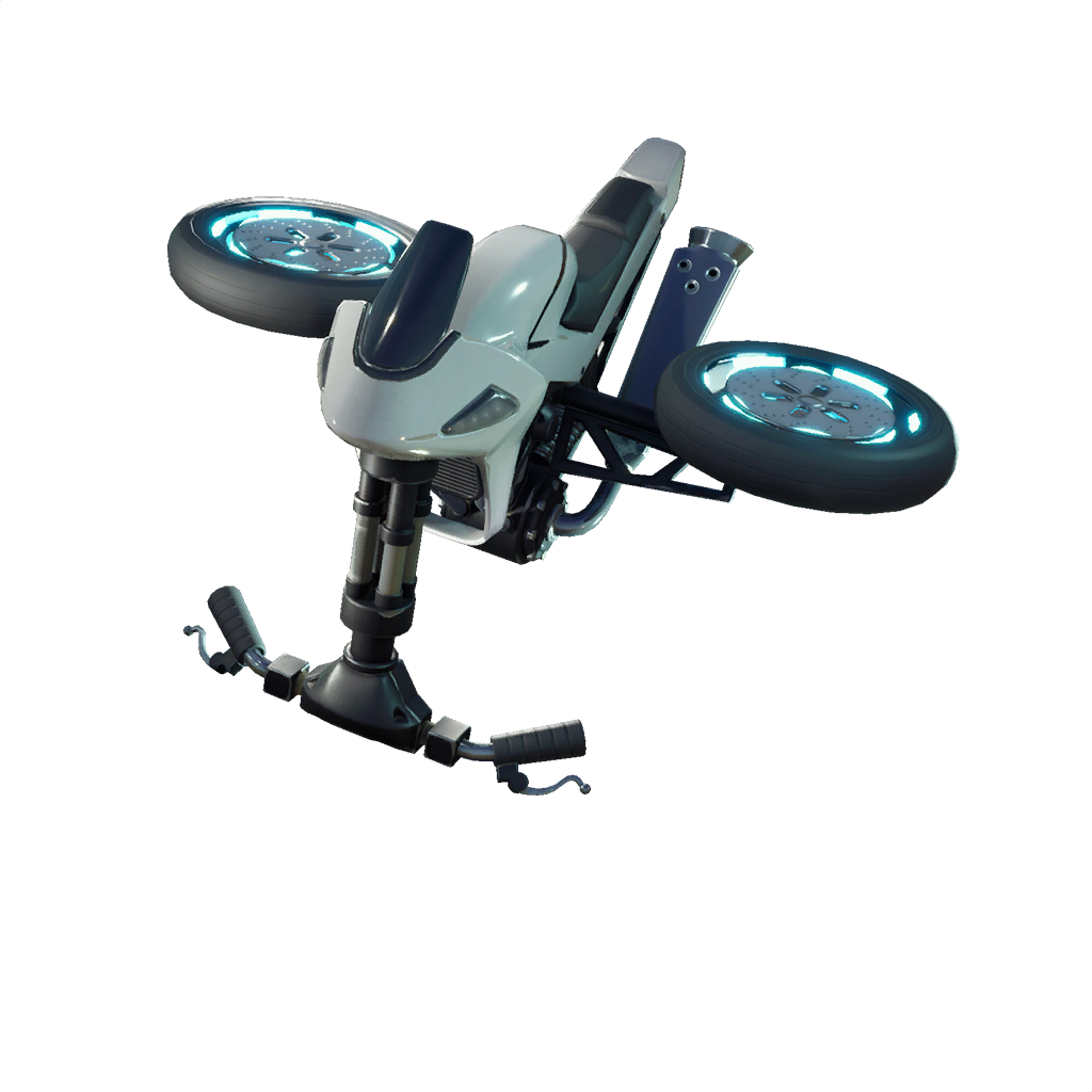 White Squall Glider Featured image