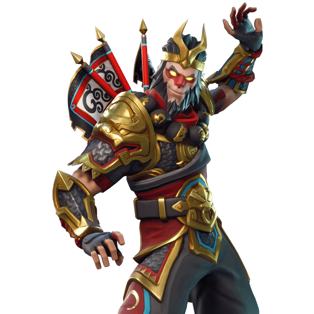 Wukong Outfit Featured image