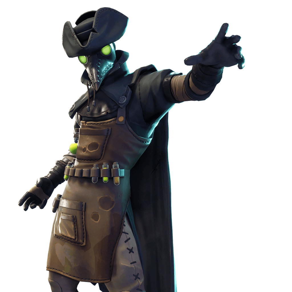 Plague Outfit Featured image