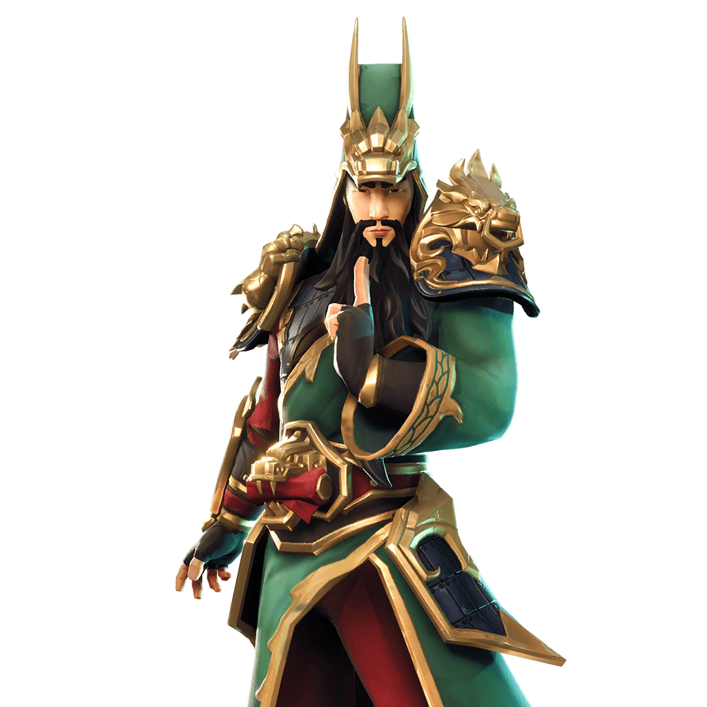 Guan Yu Outfit Featured image