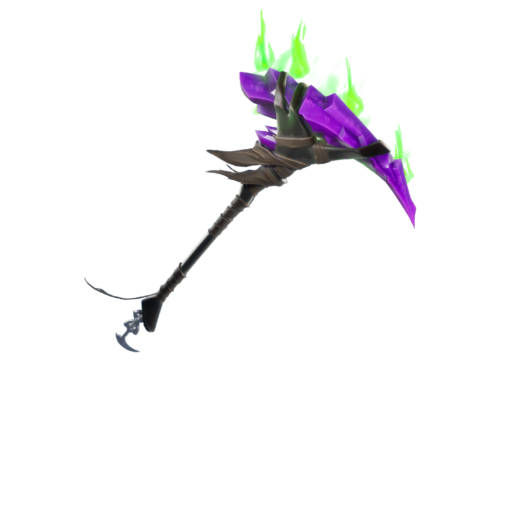 Dark Shard Pickaxe Featured image