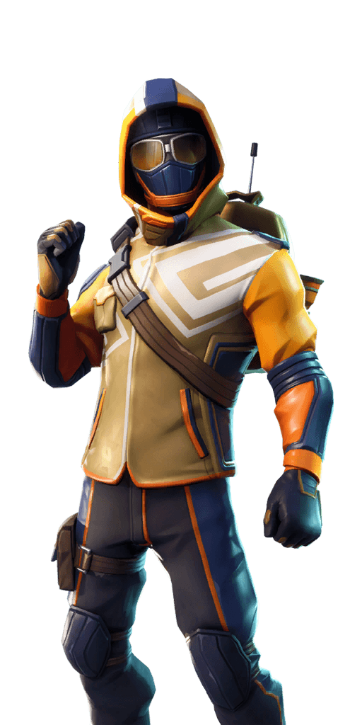 Summit Striker Outfit Featured image