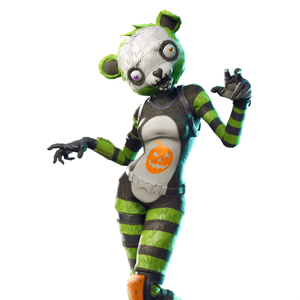 Spooky Team Leader Outfit Featured image