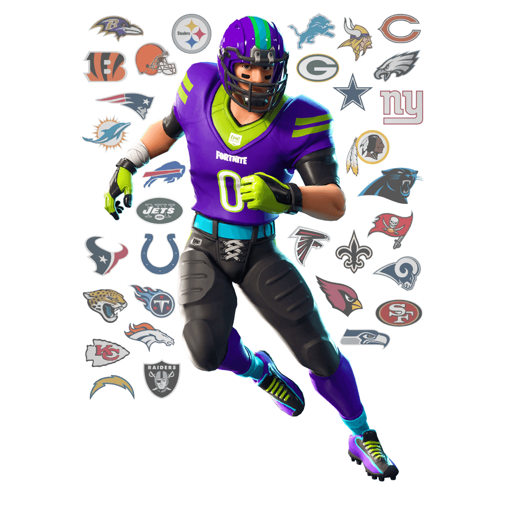 End Zone Outfit Featured image