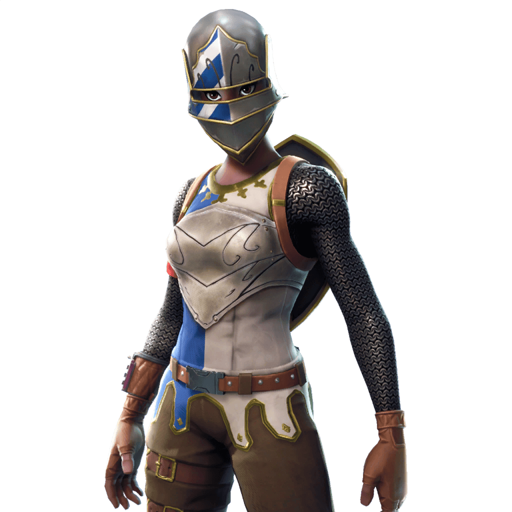 Royale Knight Outfit Featured image