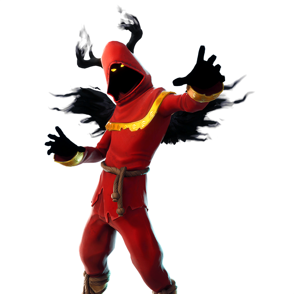Cloaked Shadow Outfit Featured image