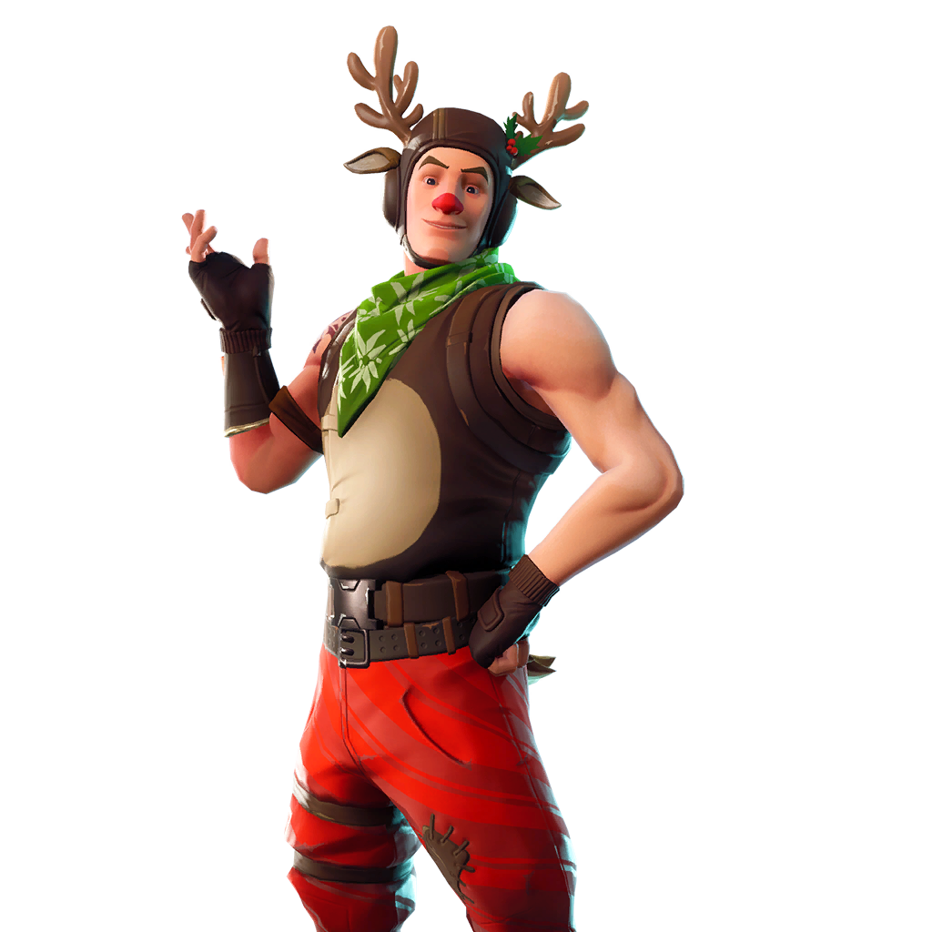 Red-nosed Ranger Outfit Featured image