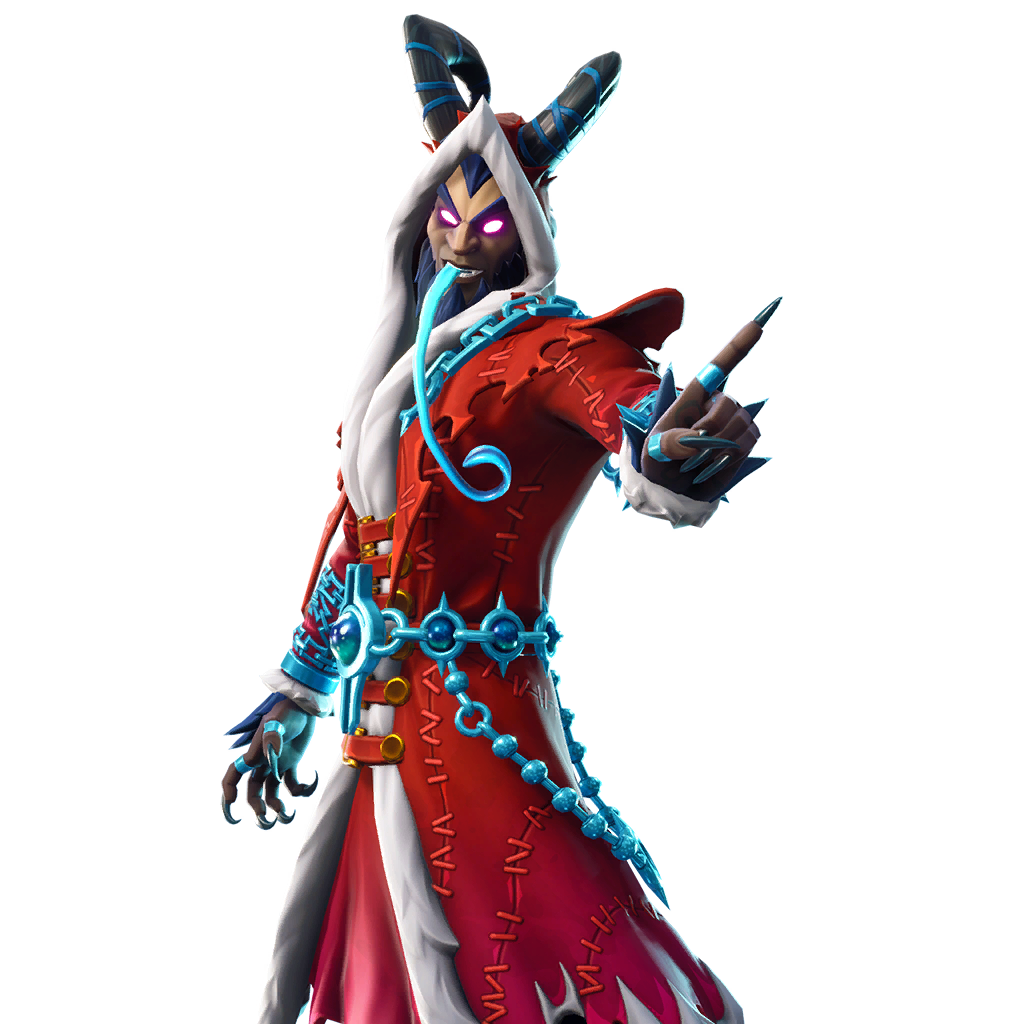 Krampus Outfit Featured image