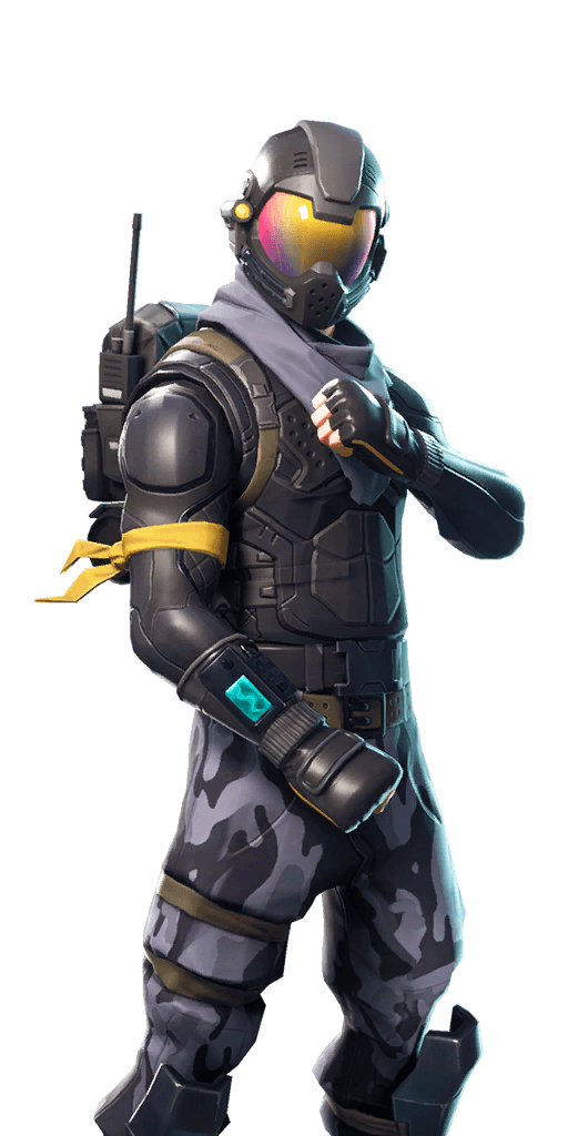 Rogue Agent Outfit Featured image