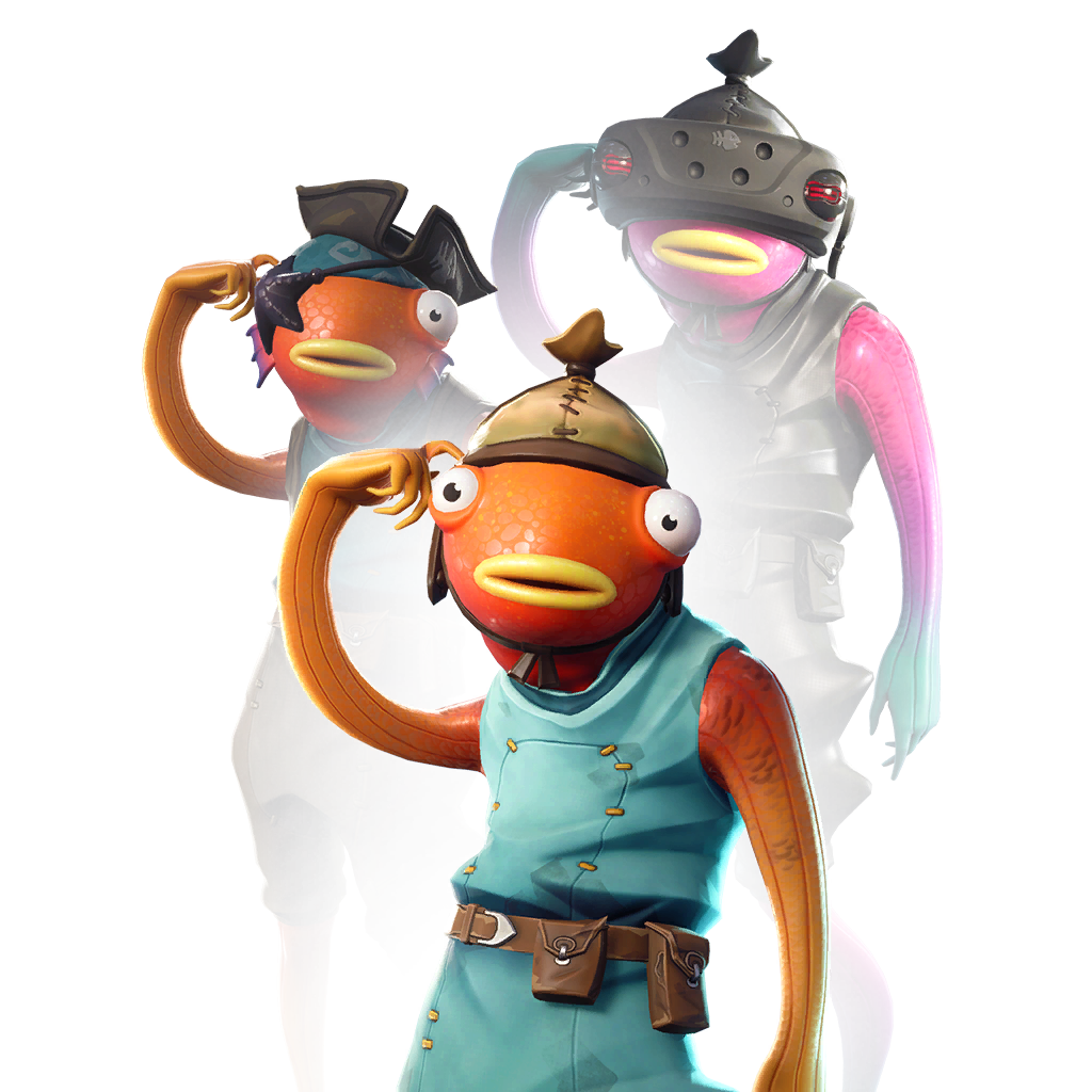 Fishstick Outfit Featured image