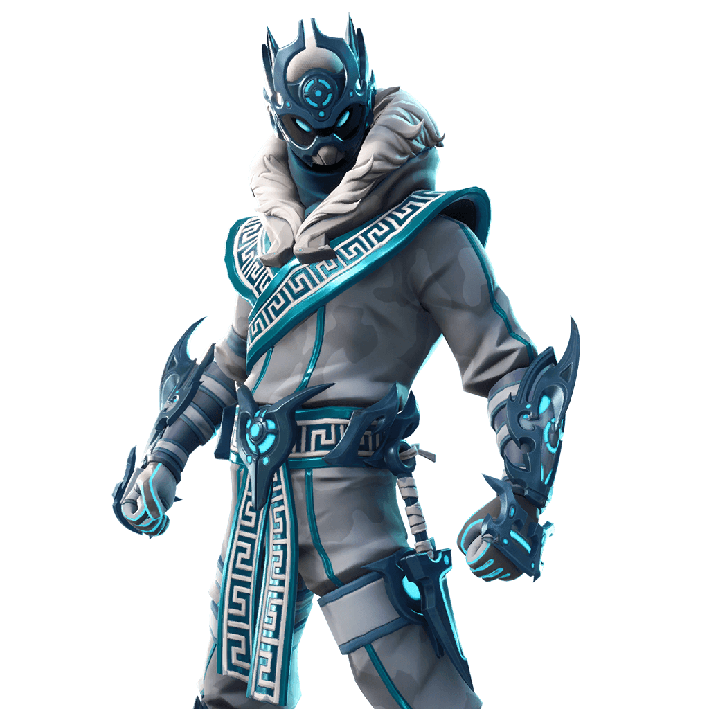 Snowfoot Outfit Featured image