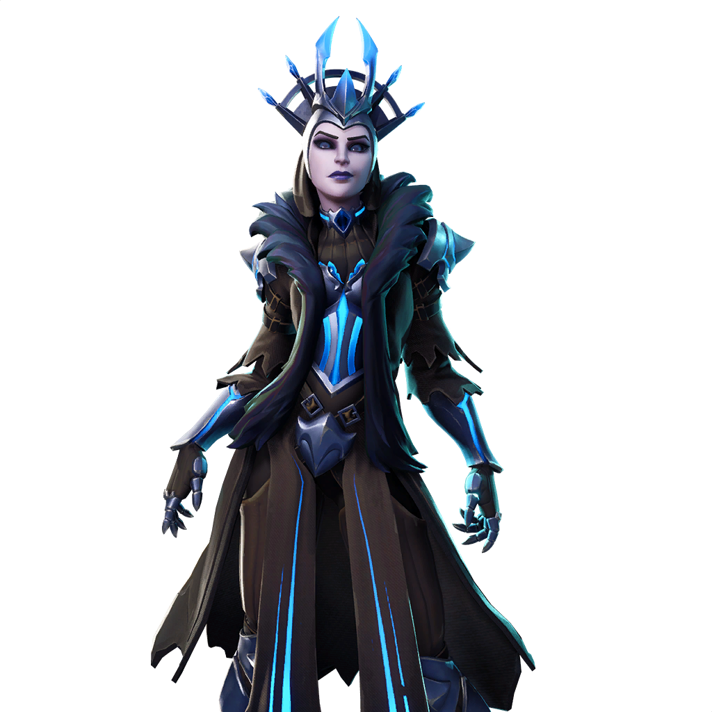 The Ice Queen Outfit Featured image