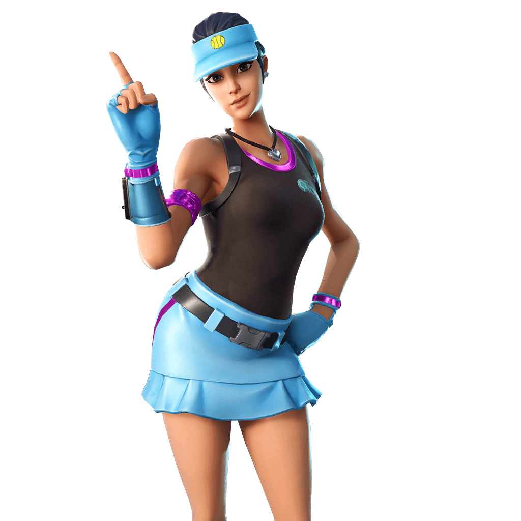 Volley Girl Outfit Featured image