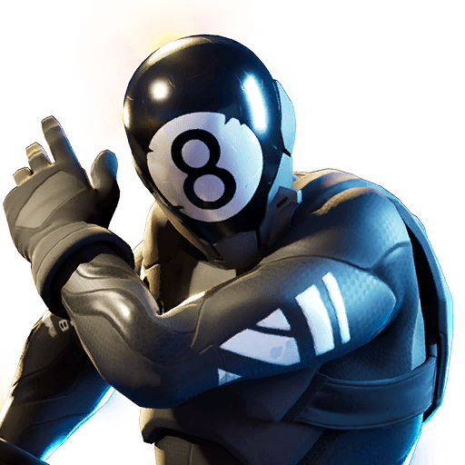 8-Ball vs Scratch Outfit icon