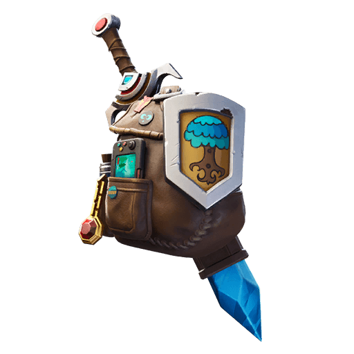 Adventure Pack Back Bling icon